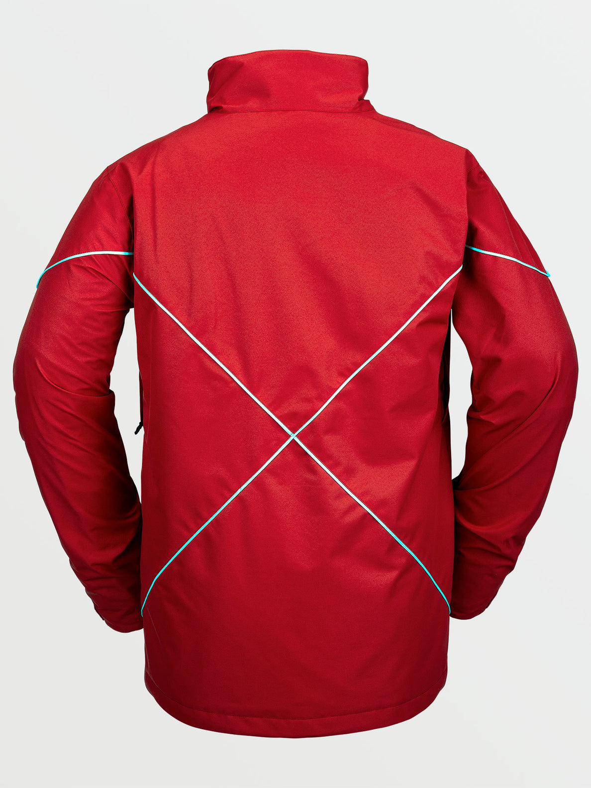 Mens No Hood X Jacket - Red (G0652114_RED) [B]