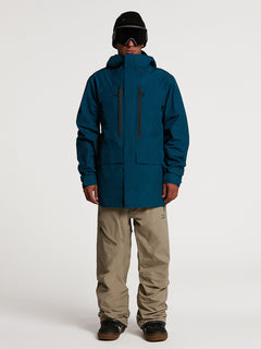 Mens Ten GORE-TEX Jacket - Blue (G0652116_BLU) [01]