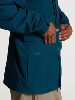 Mens Ten GORE-TEX Jacket - Blue (G0652116_BLU) [05]