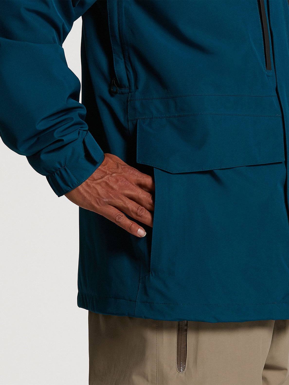 Mens Ten GORE-TEX Jacket - Blue (G0652116_BLU) [06]