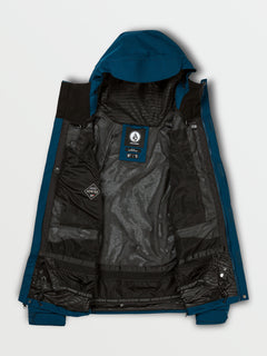 Mens Ten GORE-TEX Jacket - Blue (G0652116_BLU) [11]