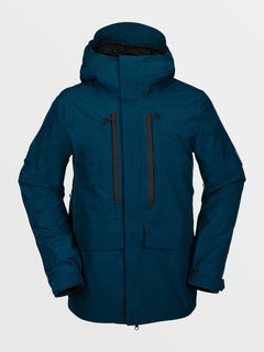 Mens Ten GORE-TEX Jacket - Blue (G0652116_BLU) [F]