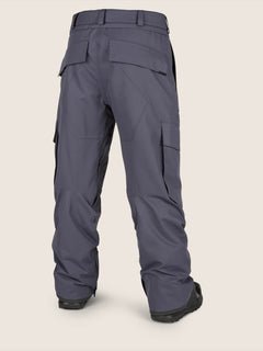 Eastern Insulated Pant In Vintage Navy, Back View