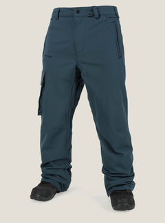 Ventral Pant In Vintage Navy, Front View