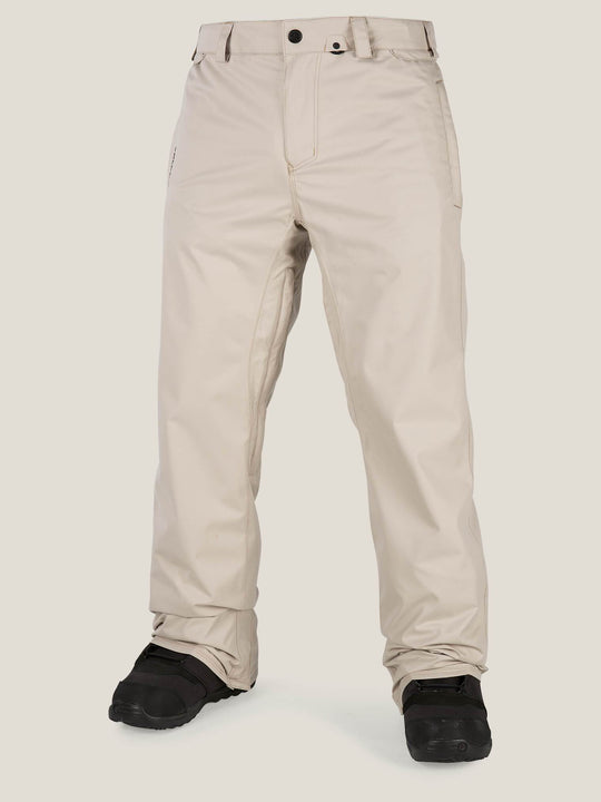 Freakin Snow Chino In Khaki, Front View