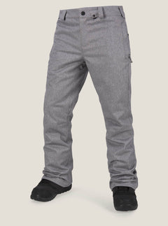 Klocker Tight Pant In Heather Grey, Front View
