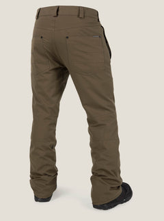 Klocker Tight Pant In Teak, Back View