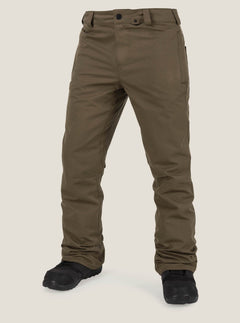 Klocker Tight Pant In Teak, Front View