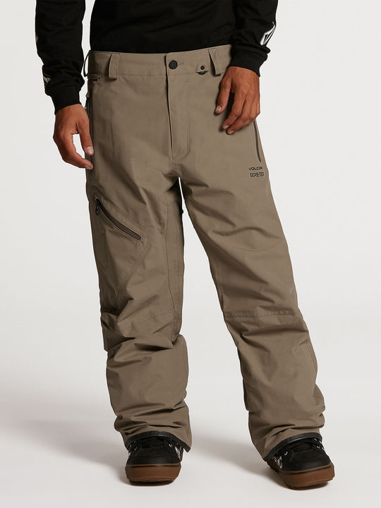 Mens L Gore-Tex Pants - Teak (G1351904_TEK) [01]