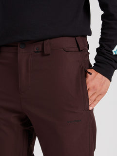 Freakin Snow Chino Pant - Dark Green (G1351912_DKG) [1]