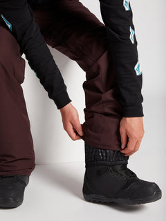 Freakin Snow Chino Pant - Dark Green (G1351912_DKG) [4]