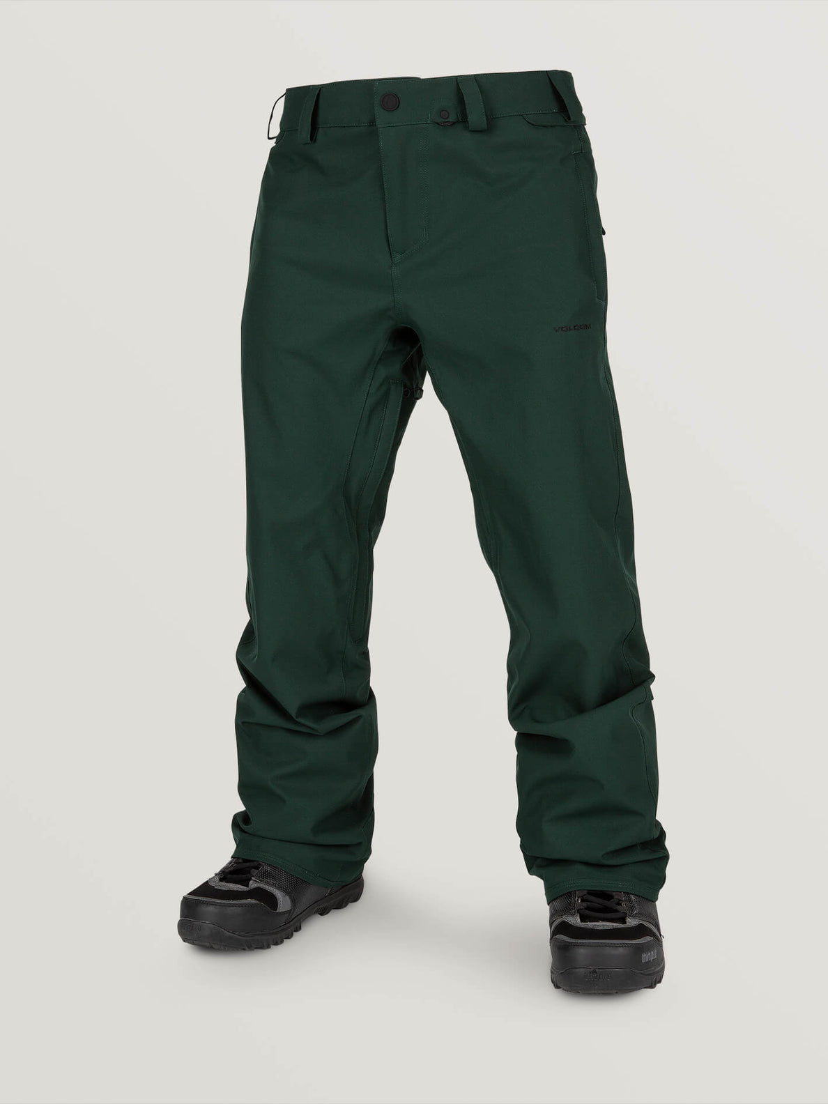 Freakin Snow Chino Pant - Dark Green (G1351912_DKG) [F]