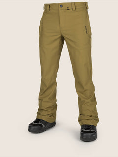 Klocker Tight Pant In Moss, Front View