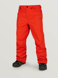 Carbon Pant - Orange (G1351915_ORG) [F]