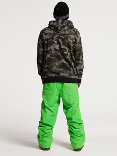 Mens Carbon Pants - Green (G1352112_GRN) [02]
