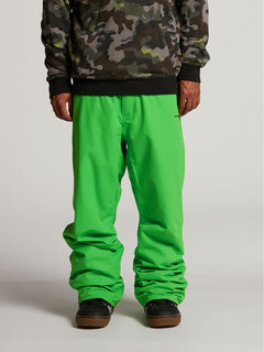 Mens Carbon Pants - Green (G1352112_GRN) [03]