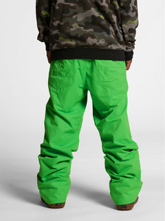 Mens Carbon Pants - Green (G1352112_GRN) [04]