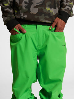 Mens Carbon Pants - Green (G1352112_GRN) [05]