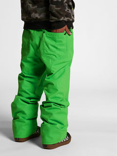 Mens Carbon Pants - Green (G1352112_GRN) [06]