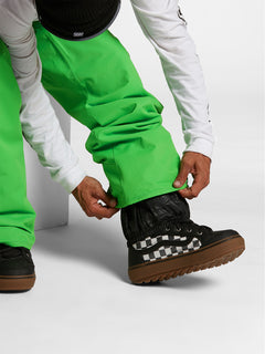 Mens Carbon Pants - Green (G1352112_GRN) [07]