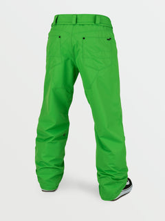 Mens Carbon Pants - Green (G1352112_GRN) [B]