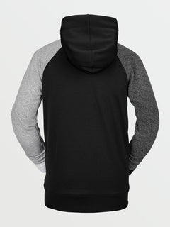 Mens Hydro Riding Hoodie - Black Check (G4152101_BKC) [B]