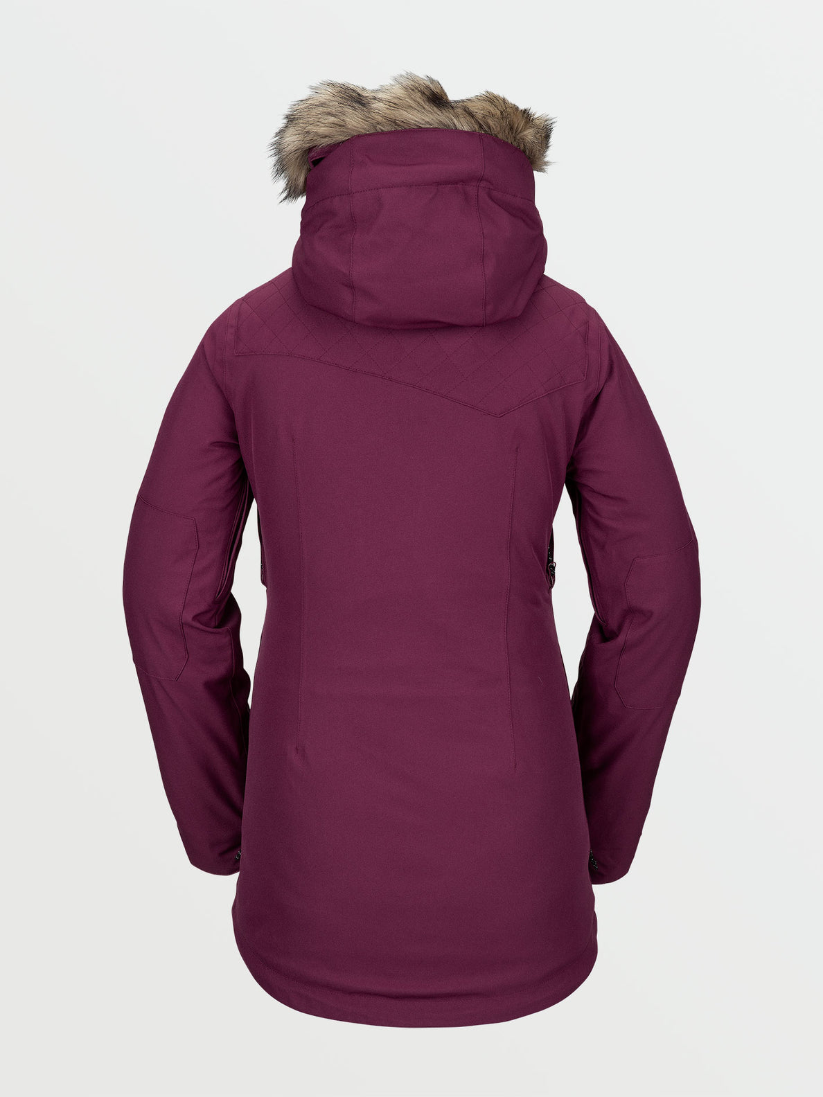 Womens Shadow Insulated Jacket - Vibrant Purple (H0451913_VIB) [B]