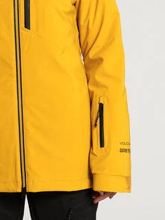 Womens 3D Stretch GORE-TEX Jacket - Acid Yellow (H0452102_AYW) [07]