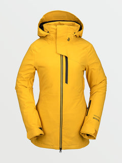 Womens 3D Stretch GORE-TEX Jacket - Resin Gold (H0452102_RSG) [F]