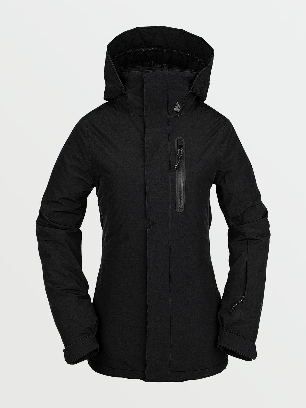 Womens Eva Insulated GORE-TEX Jacket - Black (H0452103_BLK) [F]