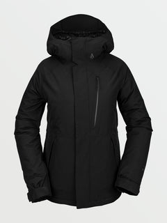Womens Aris Insulated GORE-TEX Jacket - Black (H0452105_BLK) [F]