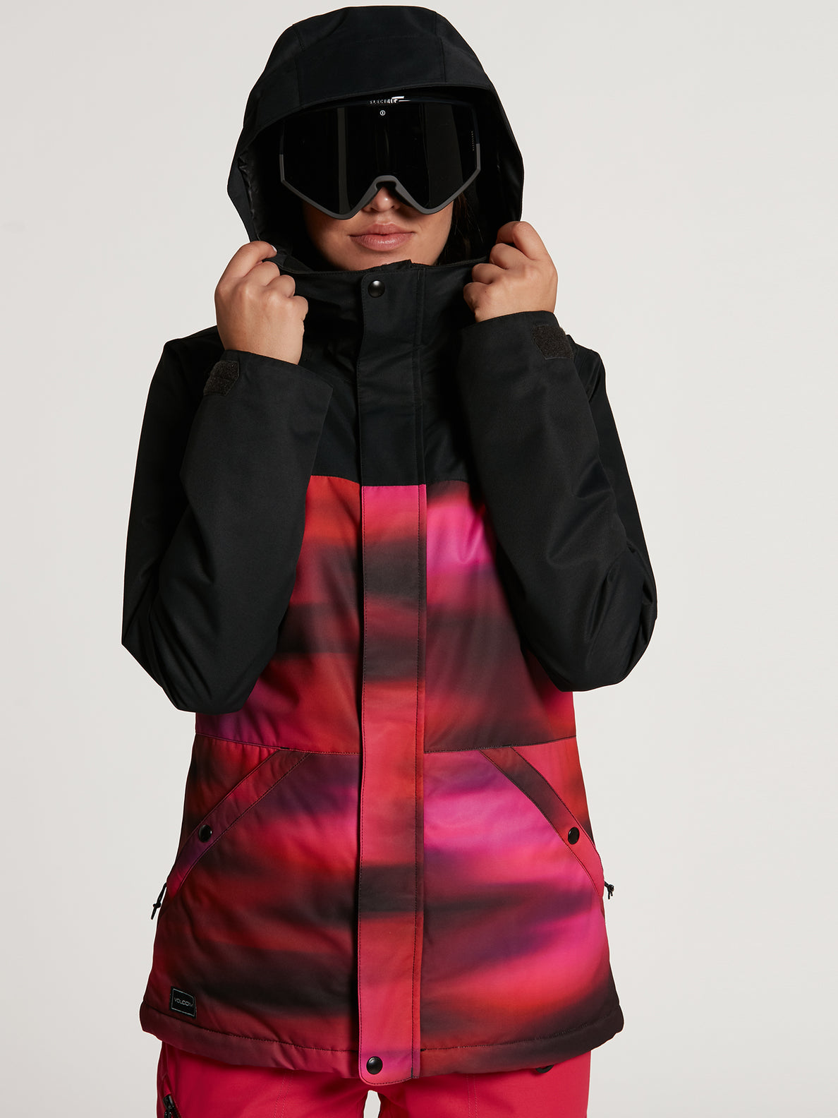 Womens Bolt Insulated Jacket - Bright Pink (H0452114_BRP) [13]