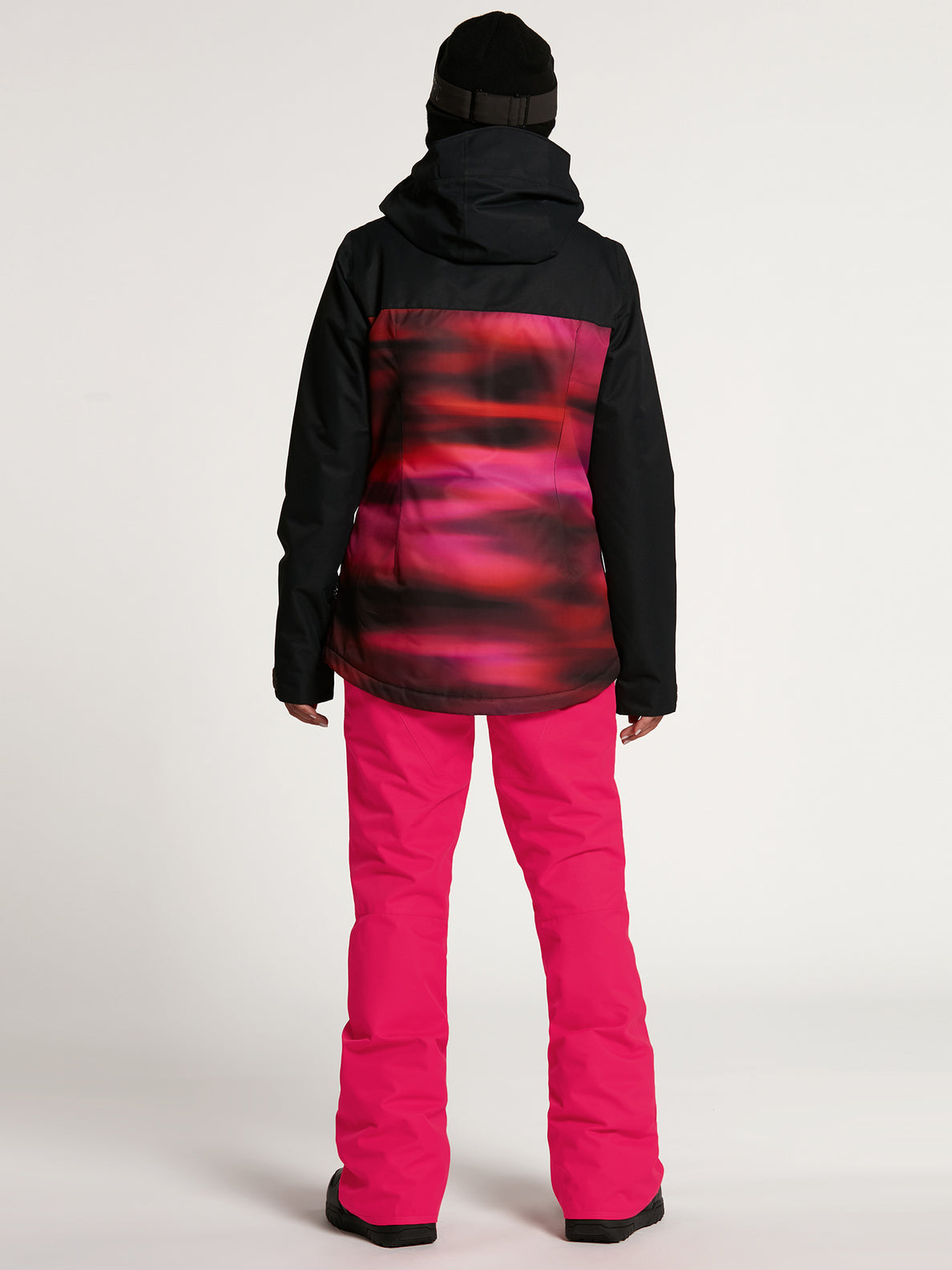 Womens Bolt Insulated Jacket - Bright Pink (H0452114_BRP) [B]