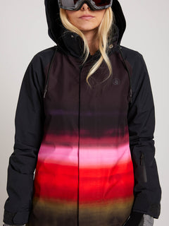 Leda Gore-tex Jacket In Multi, Alternate View