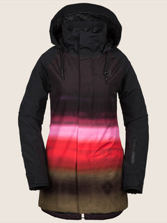 Leda Gore-tex Jacket In Multi, Front View