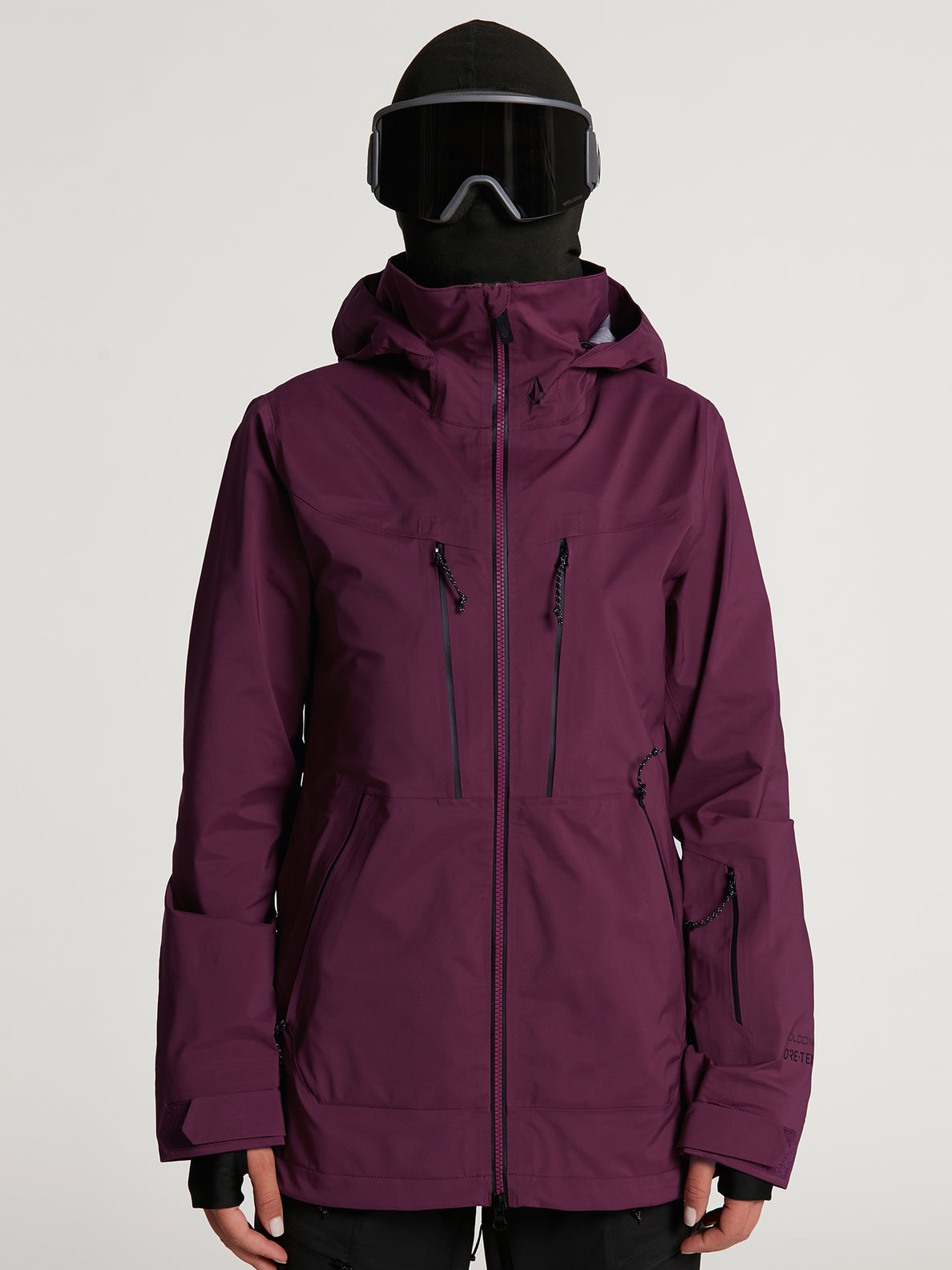 Womens VS Stretch GORE-TEX Jacket - Vibrant Purple (H0652103_VIB) [1]