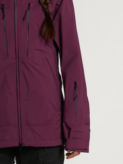 Womens VS Stretch GORE-TEX Jacket - Vibrant Purple (H0652103_VIB) [3]