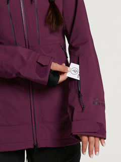 Womens VS Stretch GORE-TEX Jacket - Vibrant Purple (H0652103_VIB) [5]
