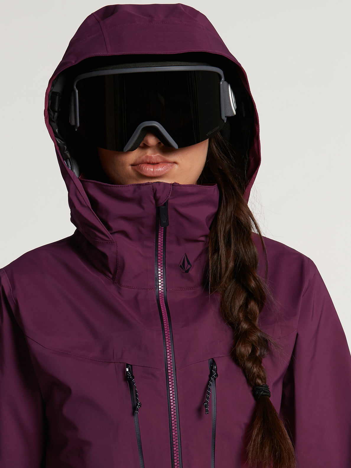 Womens VS Stretch GORE-TEX Jacket - Vibrant Purple (H0652103_VIB) [7]