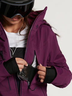 Womens VS Stretch GORE-TEX Jacket - Vibrant Purple (H0652103_VIB) [9]