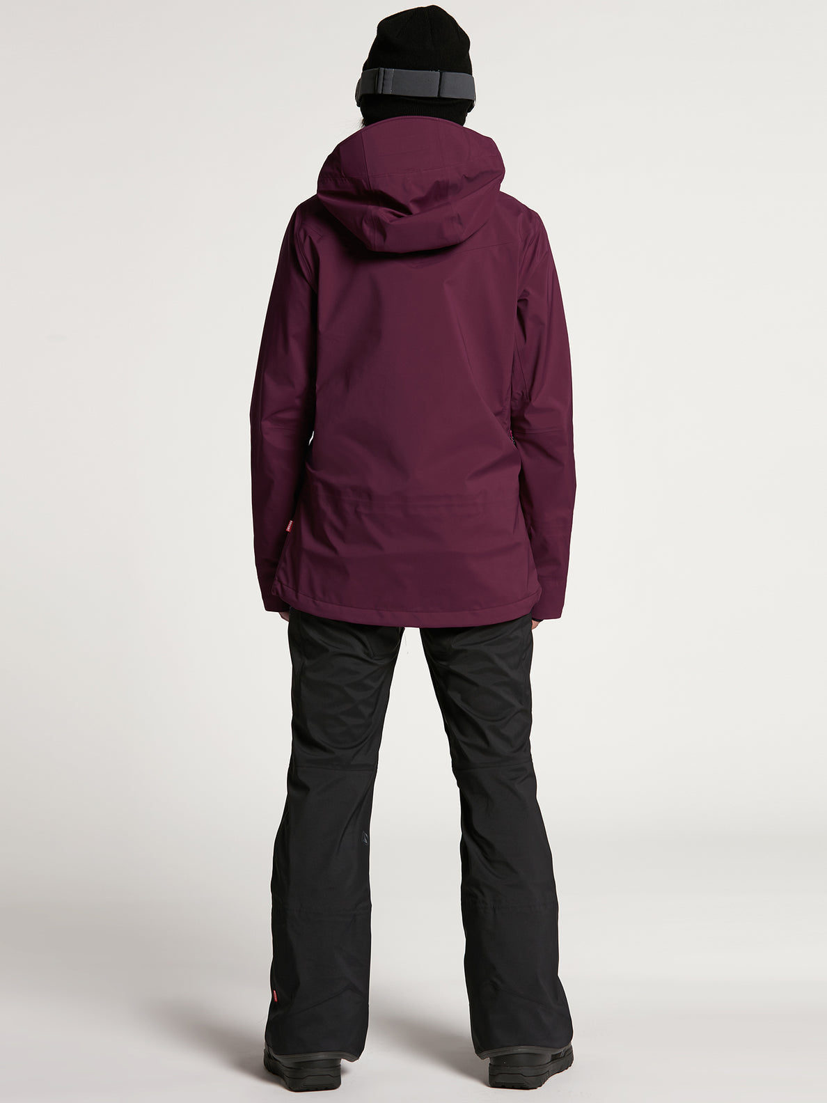 Womens VS Stretch GORE-TEX Jacket - Vibrant Purple (H0652103_VIB) [B]