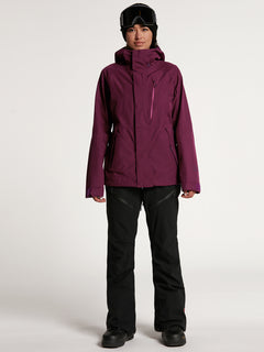 Womens Aris Insulated GORE-TEX Pants - Vibrant Purple (H0652106_VIB) [F]
