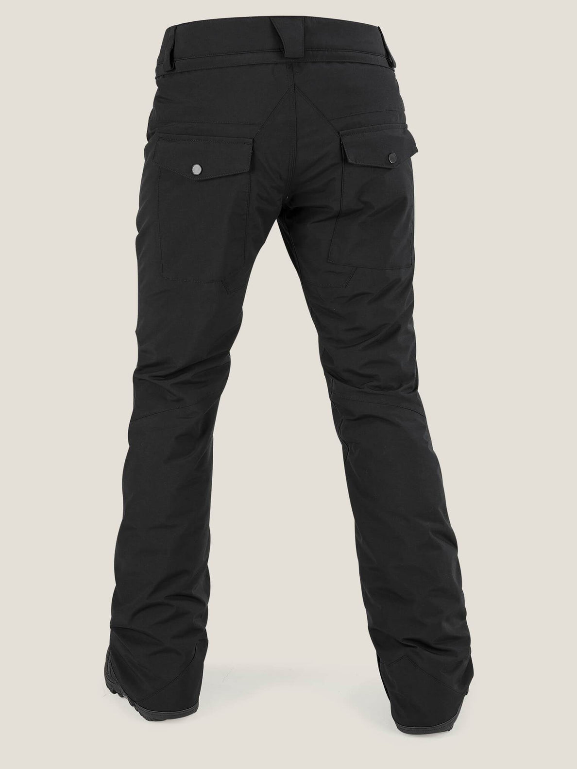 Knox Insulated Gore-tex® Pant In Black, Back View