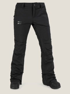 Knox Insulated Gore-tex® Pant In Black, Front View