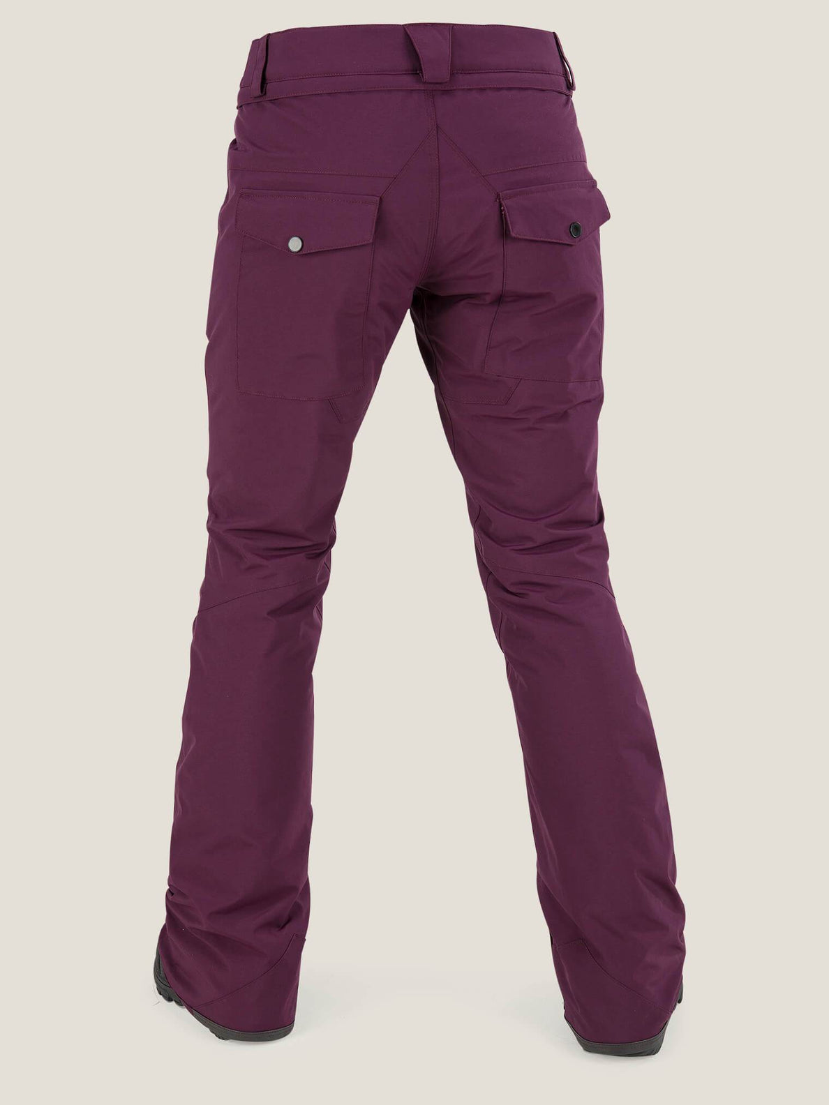 Knox Insulated Gore-tex® Pant In Winter Orchid, Back View