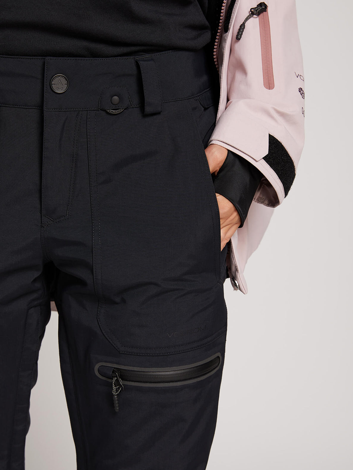 Knox Insulated Gore-tex Pant In Black, Alternate View