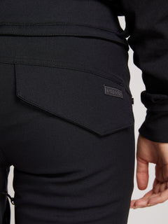 Knox Insulated Gore-tex Pant In Black, Second Alternate View