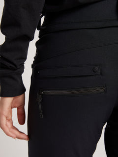 Knox Insulated Gore-tex Pant In Black, Third Alternate View