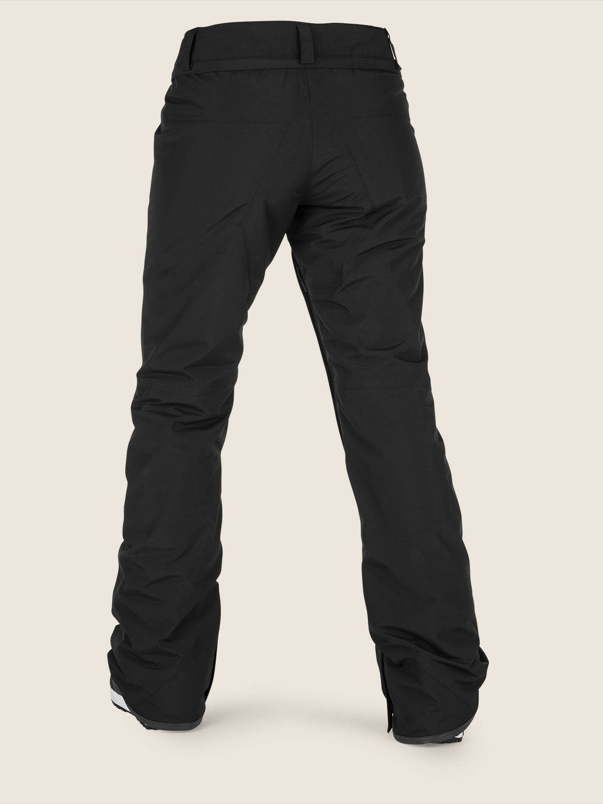 Knox Insulated Gore-tex Pant In Black, Back View