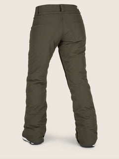 Knox Insulated Gore-tex Pant In Snow Forest, Back View